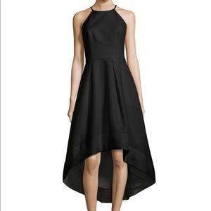 Aidan Mattox Black Dress